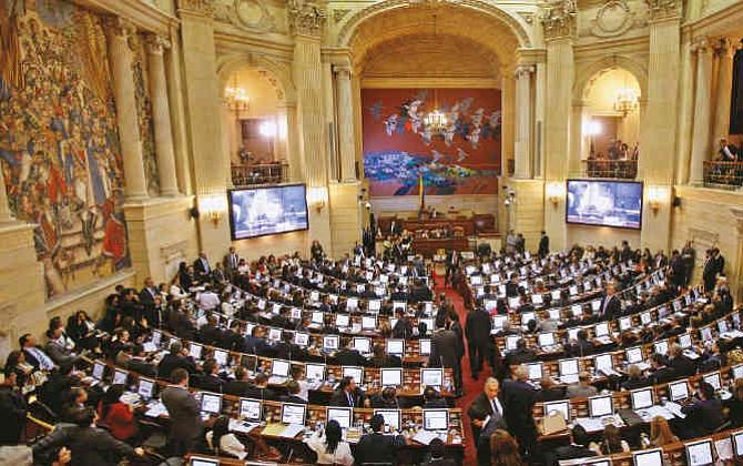 Reforma política en Colombia crearía los cargos de vicealcalde y vicegobernador