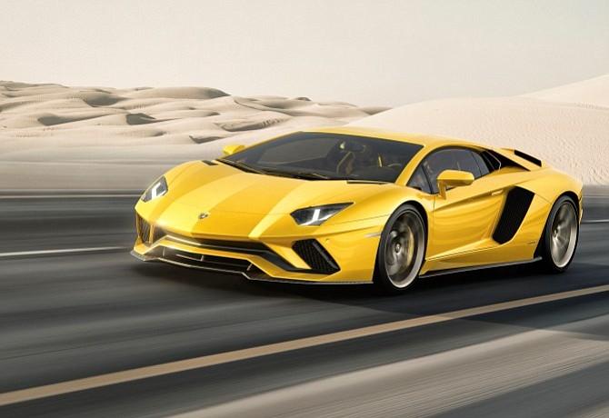 El próximo Lamborghini Aventador será un V12 híbrido