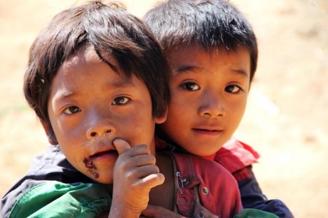 REFUGIADOS. El estudio de ACNUR destacó el desarrollo infantil