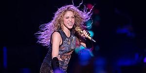 Shakira se presentó en Colombia en la inauguración de los Juegos Centroamericanos y del Caribe.