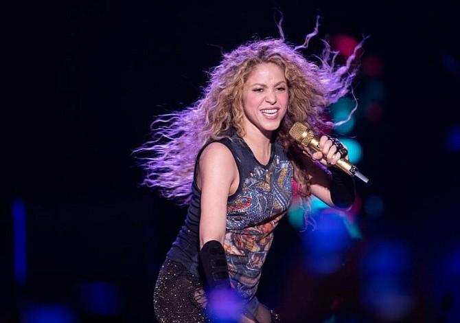 Avión privado de Shakira sufrió falla en pleno vuelo