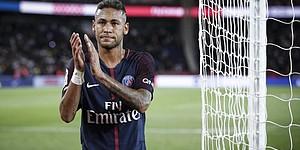 Neymar asegura que quiere triunfar en el PSG.