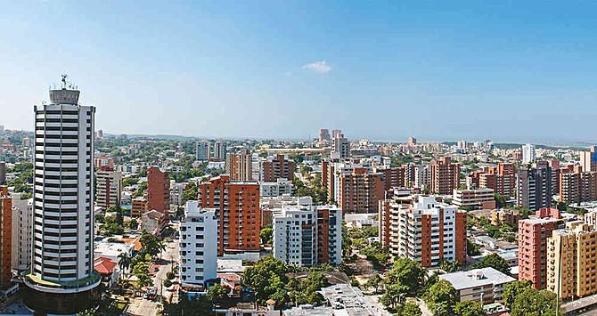 COLOMBIA - La capital del Atlántico destina 1,945 millones de pesos por habitante.