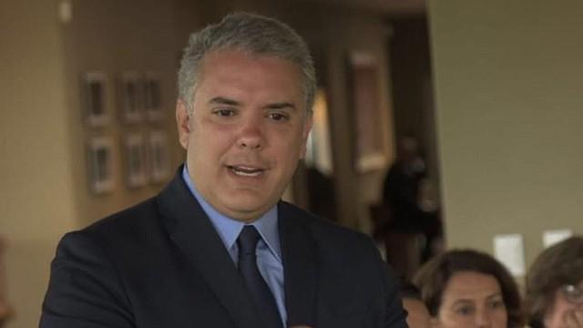 COLOMBIA. Iván Duque, presidente electo de Colombia