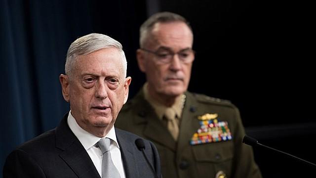 EEUU. Jim Mattis, secretario de Defensa de los Estados unidos