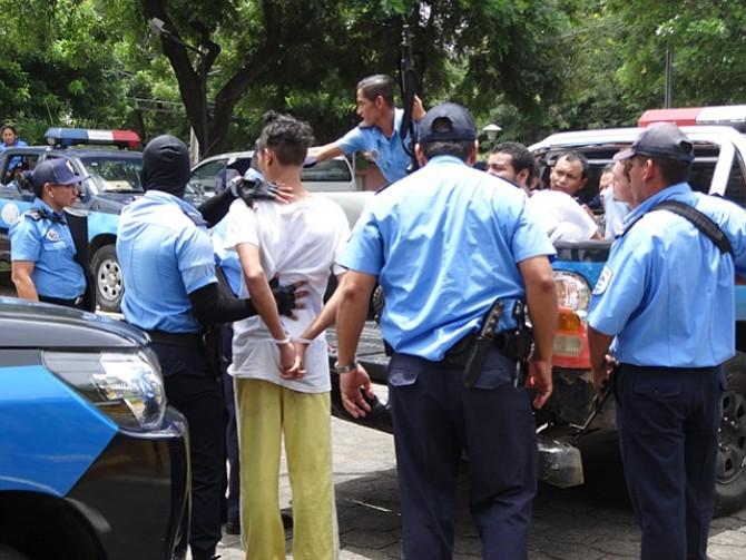 NICARAGUA. La policía nicaragüense ha arrestado a más de 700 personas por motivos políticos