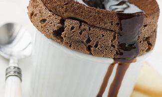 TENTADOR. ¿Quién puede decirle que no a este delicioso soufflé? El Campamento de verano de AGMUS enseñará a preparar recetas sencillas y suculentas.