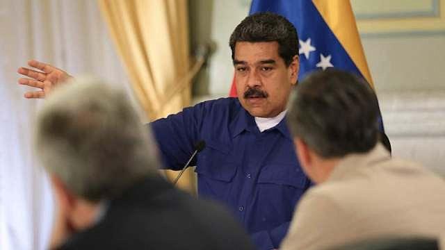 VENEZUELA. El presidente venezolano, Nicolás Maduro