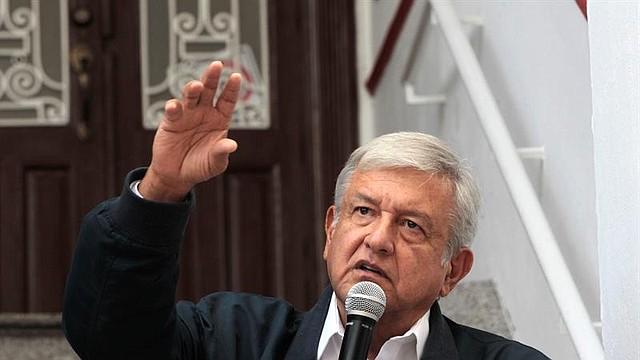 MÉXICO. Presidente electo, Andrés Manuel López Obrador (AMLO)