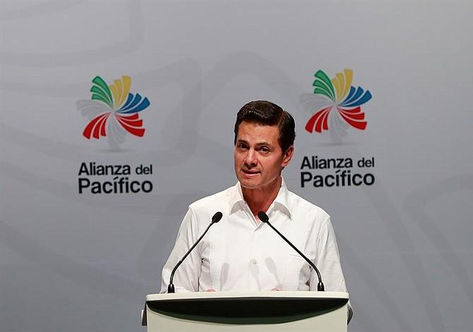 Peña Nieto destaca crecimiento industrial durante su mandato