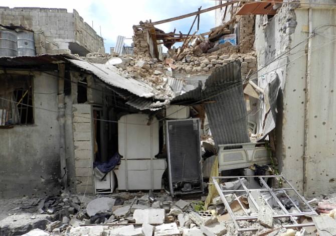 """ONU advierte a Siria que una batalla por Idleb sería una """"pesadilla humanitaria"""""""