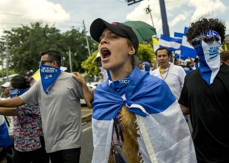 Crisis, responsabilidad de Ortega y Murillo: EU