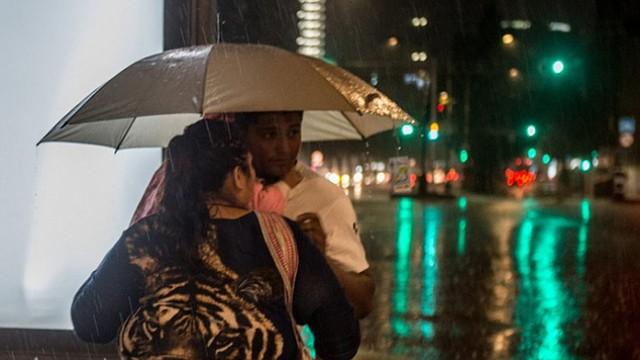 MÉXICO. Las fuertes lluvias se han hecho sentir en Ciudad de México
