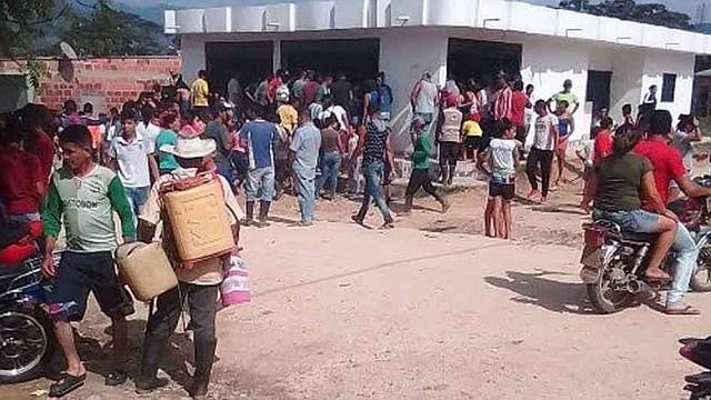 COLOMBIA. Autoridades ya se encuentran trabajando en las investigaciones para determinar a los autores del ataque