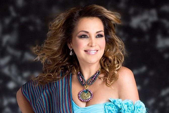 Aida Cuevas en San Antonio