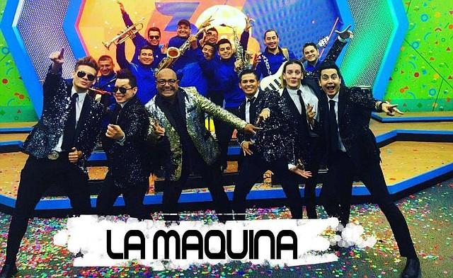 MÚSICA. La agrupación La Máquina de El Salvador será el acto principal en el escenario del Festival este domingo 5 de agosto.