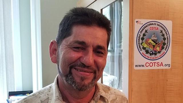 SALVADOREÑO. Jorge Granados invita a todas las comunidades a disfrutar del Festival y apoyar la labor de COTSA.