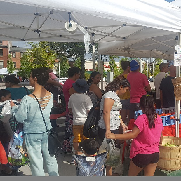 East Boston Farmer's Market