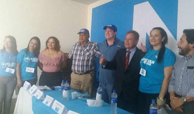 Activistas en Estados Unidos anuncian que retiran su apoyo a Bukele