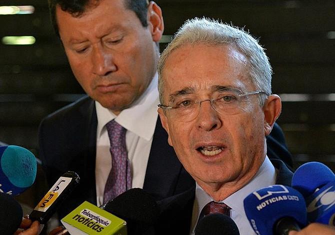 Corte Suprema de Colombia acepta que interceptó a Álvaro Uribe por accidente