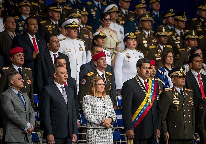 14 personas se encuentran desaparecidas en Venezuela por el presunto atentado contra Maduro