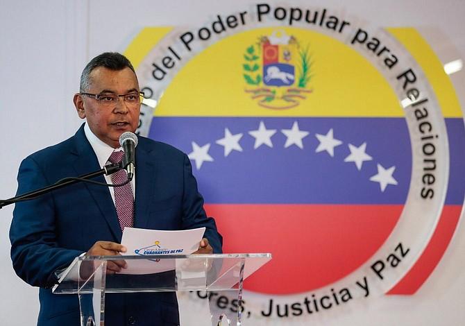 Venezuela: Ministro de Interior anunció seis detenciones por presunto atentado en Caracas