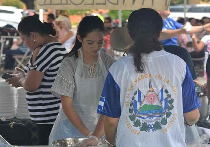 Celebran al patrono de los salvadoreños en el área metropolitana de Washington
