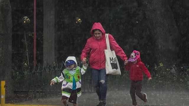 MÉXICO. Las lluvias han hecho estragos en Ciudad de México