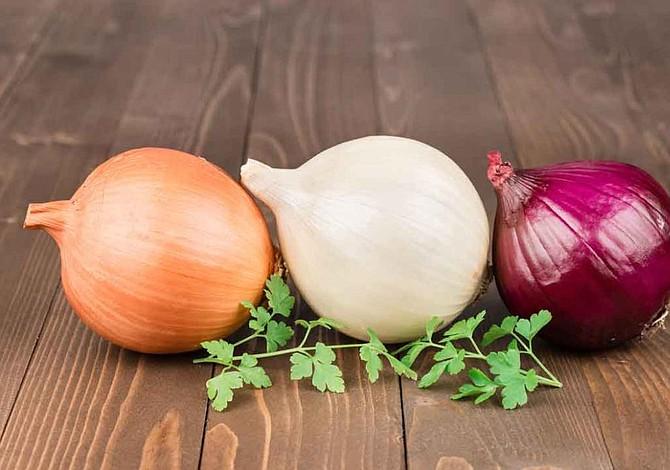 Razones por las que deberías comer cebolla a diario
