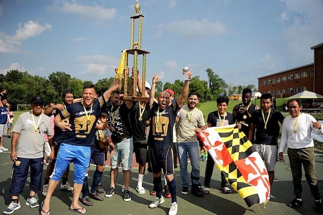 La Azteca Soccer League tiene nuevo campeón