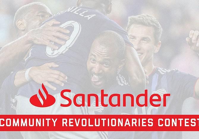 Concurso que reconoce a líderes comunitarios premia con la posibilidad de entrenar con los jugadores de New England Revolution