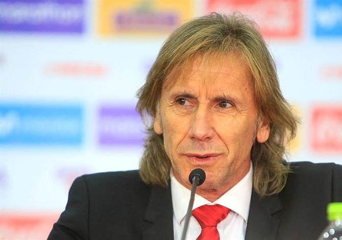Ricardo Gareca renueva con la Selección de Perú