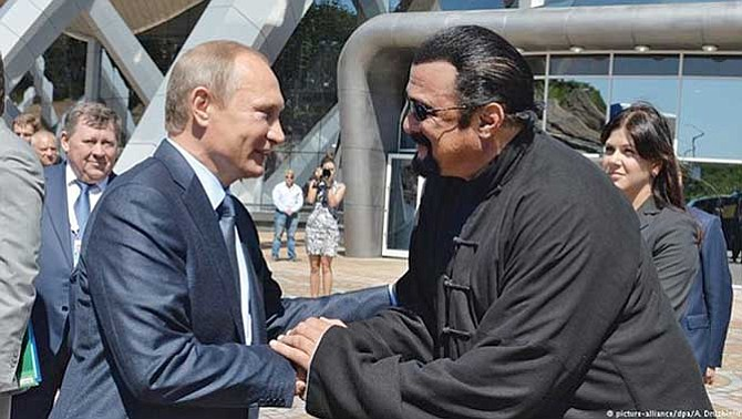 Ahora es diplomático ruso