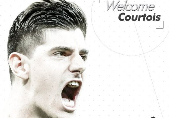 Real Madrid ficha al portero belga Thibaut Courtois