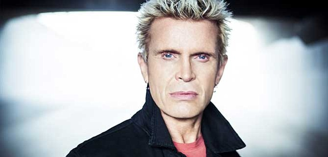 Billy Idol en San Antonio