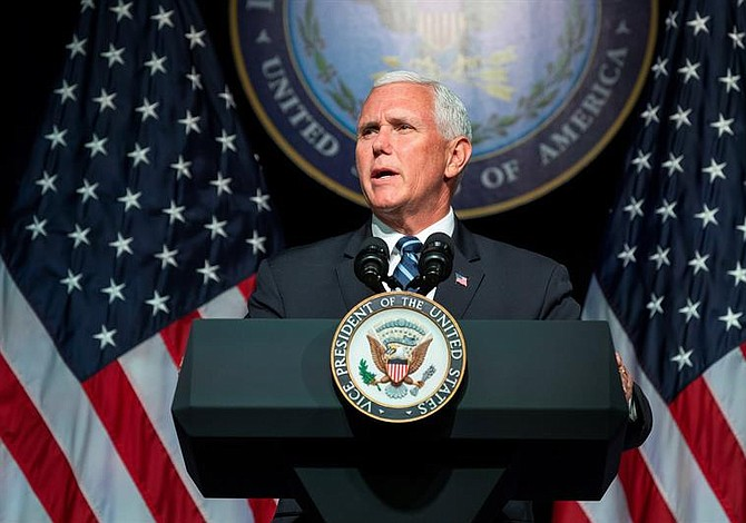 EE.UU. presentó los pasos para crear un Ejercito Espacial