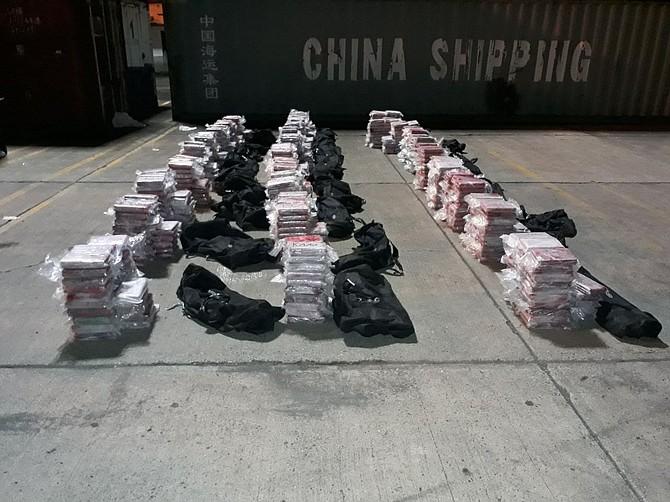PANAMÁ. Incautación de parte de las autoridades