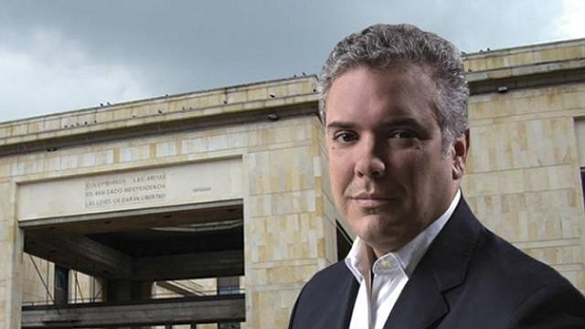 COLOMBIA. Iván Duque, nuevo presidente colombiano