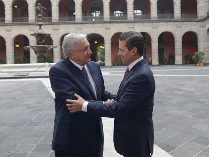 MÉXICO. La reunión se celebró este jueves