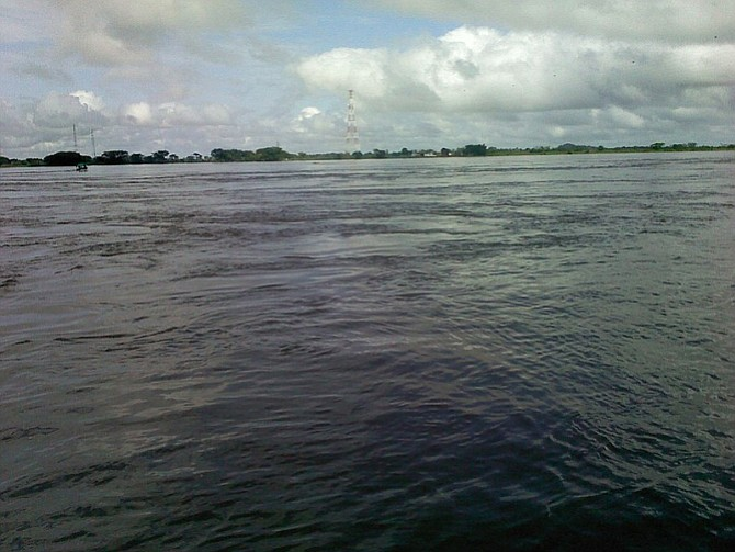 VENEZUELA. El río Orinoco se desbordó en ocho estados