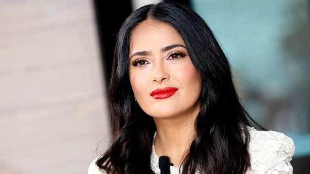 SHOW. Salma Hayek, actriz y empresaria mexicana