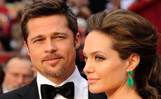 Brad Pitt y Anelina Jolie tienen un difícil proceso de divorcio.