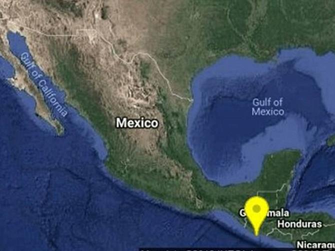 MÉXICO. Servicio Sismológico Nacional (SSN)