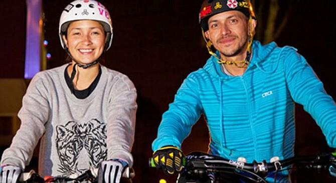 COLOMBIA. La ciclovía en Bogotá se realizará entre las 6 de la tarde y la medianoche