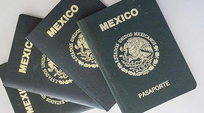 En el consulado móvil se podrá tramintar pasaportes.