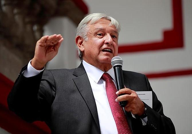 """AI pide a López Obrador poner DD.HH. como """"eje central"""""""