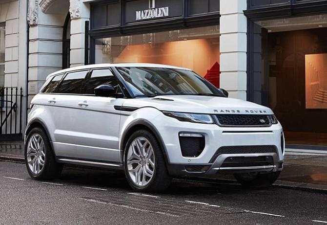 Próximo Land Rover Evoque será descubierto en el Auto Show de Los Ángeles