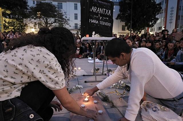 COSTA RICA. Manifestación contra la violencia de género y el machismo