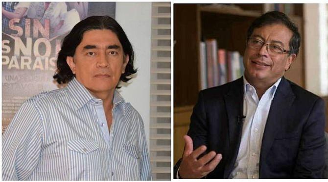 Gustavo Petro y Gustavo Bolívar fueron denunciados ante la Corte Suprema de Colombia por injuria y calumnia
