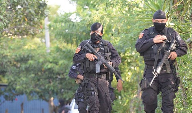 Atentados de pandillas a policías ponen en alerta a PNC y Fiscalía en El Salvador
